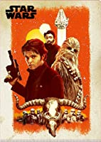 Solo: A Star Wars Story(ハン・ソロ/スターウォーズ・ストーリー) Wポケットクリアファイル [インロック]