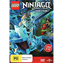 Lego Ninjago - Masters Of Spinjitzu: Season 4 - Volume 2 (DVD)