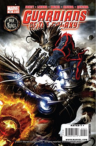 Download Guardians of the Galaxy (2008-2010) #10 (English Edition) B00ZMR29XM