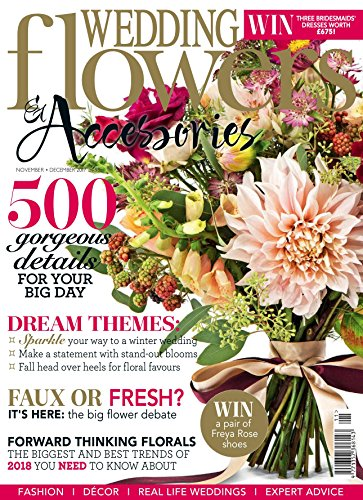 Wedding Flowers and Accessories: 500 gorgeous details for your big day (English Edition)