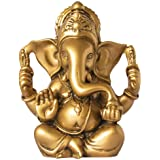 Addune Hindu God Lord Ganesha Idol Statue Indian Elephant Buddha Ganesh Sculpture Blessing Home Pooja Diwali Decor Good Luck