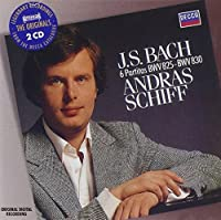 Bach, J.S.: 6 Partitas (DECCA The Originals) by Andras Schiff (2007-08-03)