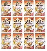玄米グラノーラ(1箱329g×12個:1ケース) (12個1ケース)