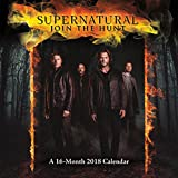 Supernatural 2018 Calendar
