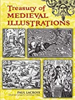 Treasury of Medieval Illustrations (Dover Pictorial Archive)