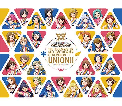 【店舗限定特典あり】THE IDOLM@STER MILLION THE@TER GENERATION 11 UNION!! (オリジナルブロマイド付き)