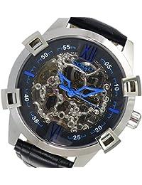 コグ COGU 自動巻き メンズ 腕時計 SKN2-BL ブラック[並行輸入品] [t-1]