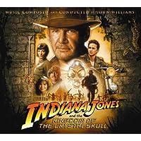 インディ・ジョーンズ/クリスタル・スカルの王国 オリジナル・サウンドトラック