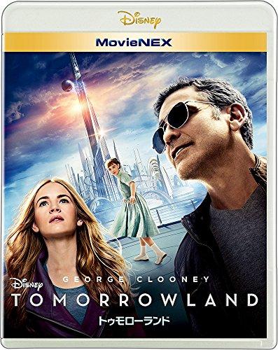 トゥモローランド MovieNEX [ブルーレイ+DVD+デジタルコピー(クラウド対応)+MovieNEXワールド] [Blu-ray]の詳細を見る