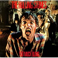 Too Much Blood(US ORIGINAL 12INCH)[The Rolling Stones][LP盤]