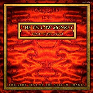 TRIAD YEARS act I+II ~THE VERY BEST OF THE YELLOW MONKEY~