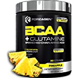 Forzagen Bcaa Powder + Glutamine - Bcaa Amino Acids With Electrolytes Keto Friendly And Essential Amino Acids Supplements | P