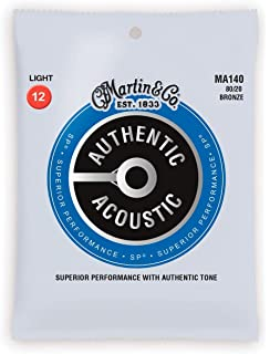 NEW Martin MA140 Acoustic 80//20 .012-.054 Light