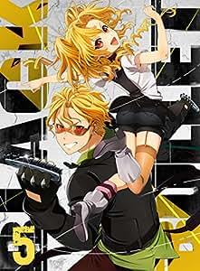 ブラック・ブレット 5 (初回限定版DVD)
