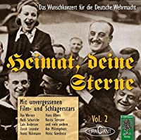 ドイツ軍歌&ナチスポップス Heimat,deine Sterne Vol.2
