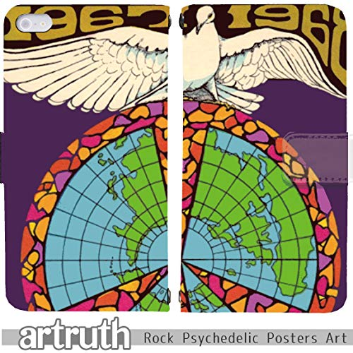 Rock Psychedelic Posters Art 手...