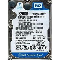 Western Digital wd3200bevt-80a0rt1320GB DCM : hb0t2bn
