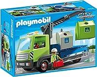 プレイモービル playmobil 6109 クレーン付トラックとコンテナ [並行輸入品]