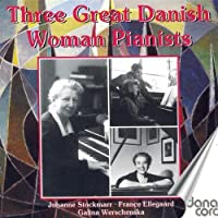 Historical Danish Female Pianists Play