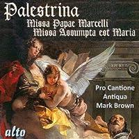 Missa Papae Marcelli/Missa Assumpta Est Maria