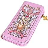 Gumstyle Cardcaptor Sakura Anime Zipper Wallet Long Clutch Purse Coin Pocket