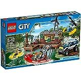 レゴ (LEGO) シティ 沼地のアジト 60068