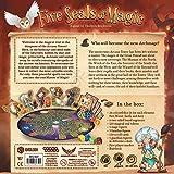 Mayday Games Five Seals of Magic ボードゲーム (英語版)