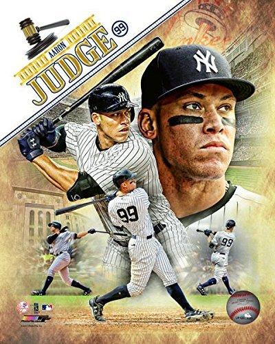 Aaron Judge New York Yankees 2017 Portrait Plus Photo (Size: 11 x 14) [並行輸入品]