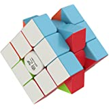 Speed Cube - the Amazing Smart Cube [IQ Tester] 3x3 - Anti Stress for Anti-anxiety Adults Kids - Best Rubix Puzzle Toy [Bette