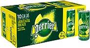 Perrier Lemon Can Fridge Pack Perrier Lemon Can Fridge Pk (Pack of 10)