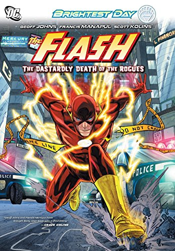 『The Flash Vol. 1: The Dastardly Death of the Rogues: Brightest Day』のトップ画像