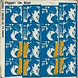 オムニバス<br />Diggin' On Blue mixed by DJ KRUSH & MURO