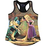Disney Junior's Tangled Rapunzel and Flynn Tied Up Sublimated Tank