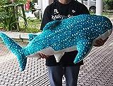 ジャンボサイズ 巨大 ジンベイザメ ぬいぐるみ 130cm