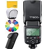 【技適マーク付き】GODOX Thinklite TT600S スピードライトフラッシュストロボ 2.4Gワイヤレス伝送 A6300 A6000 A7 A7S,A7R A7MII A7SII A7RII A7SMII(MIホットシュー)カメラ対応