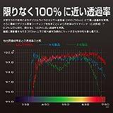 【Amazon.co.jp限定】HAKUBA 77mm レンズフィルター ULTIMA WR 透過率99.5%+ワイドバンド超低反射 撥水防汚 薄枠 日本製 レンズ保護用 AMZCF-WRUTLG77 画像