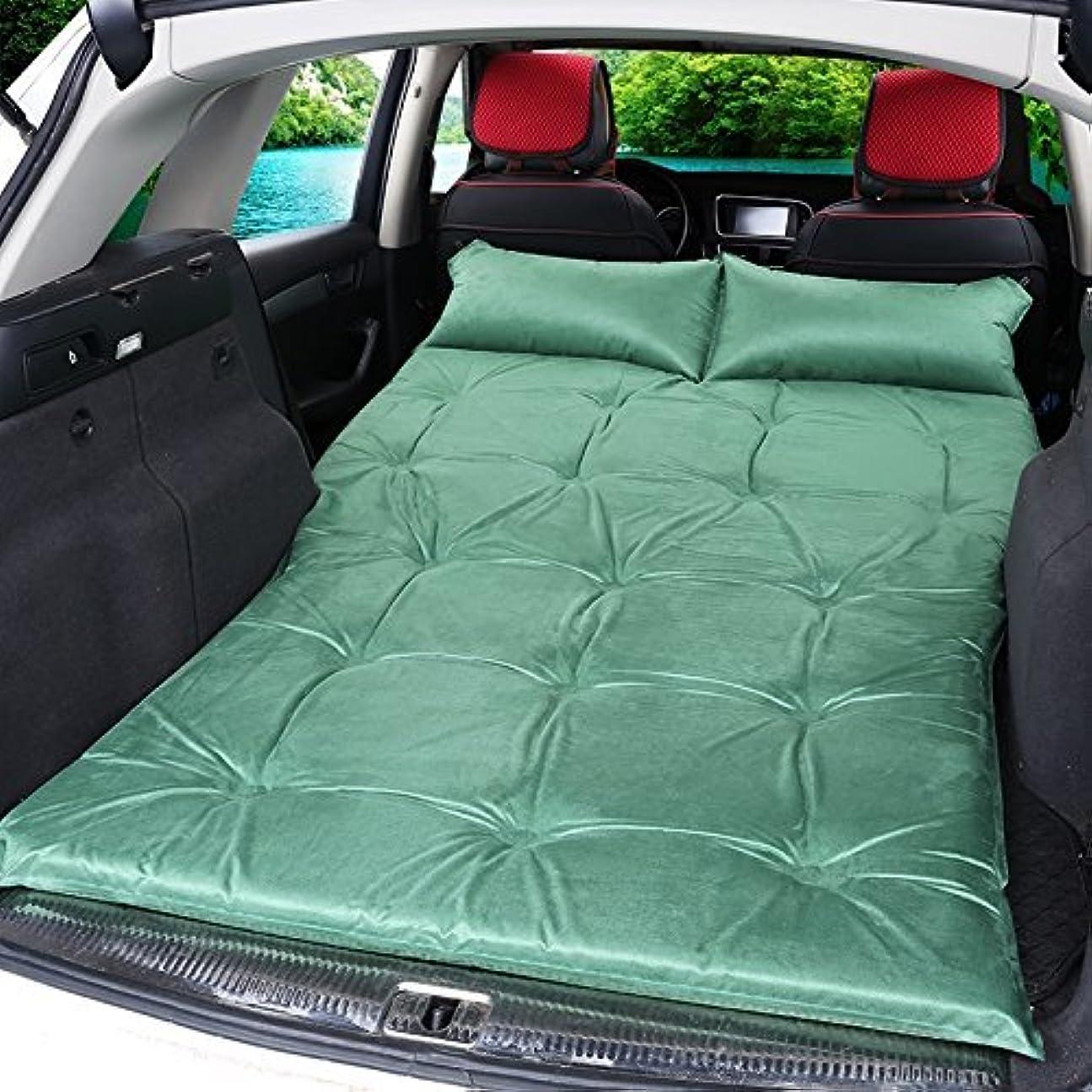 ブロー反射ルーチン車の衝撃のベッド車の旅行ベッドの自動膨脹可能なマットレス車の屋外のキャンプパッドのオフロード車の寝台パッドのベッド
