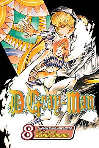 D. Gray-Man, Vol. 8 (D.Gray-Man)の詳細を見る