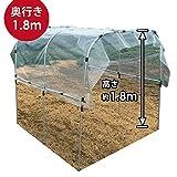 組立かんたん雨よけセット ワイド 1.9×1.8m
