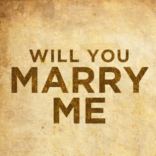 Will You Marry Me (Extended Mix)