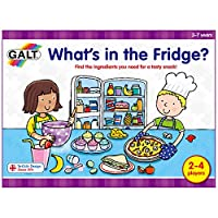 Galt Toys Inc What's in The Fridge? Board Game