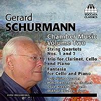 ジェラルド・シュルマン:室内楽作品集 第2集(Gerard Schurmann: Chamber Music volume Two)