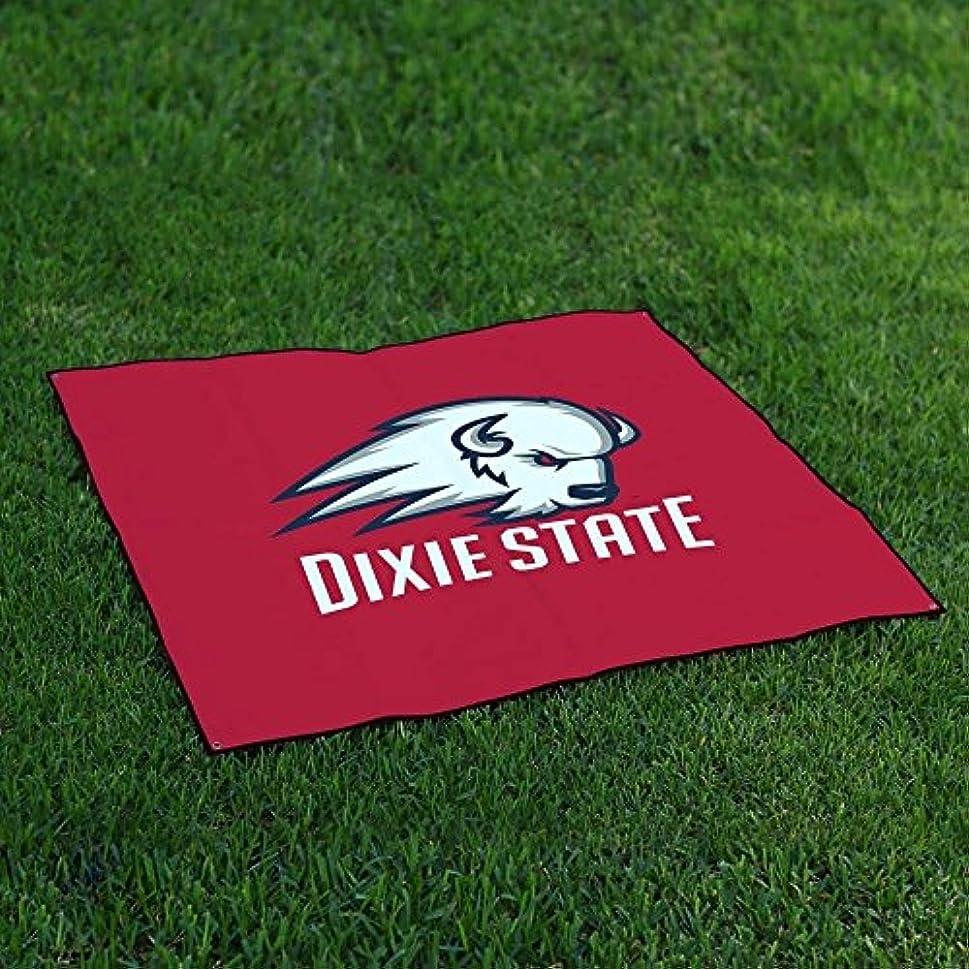 同一の質量慈善Dixie State TrailblazersテールゲートBlanket Legacy