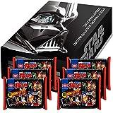 【Amazon.co.jp限定】 亀田製菓 亀田の柿の種9袋詰 スター・ウォーズデザインBOX ×6袋