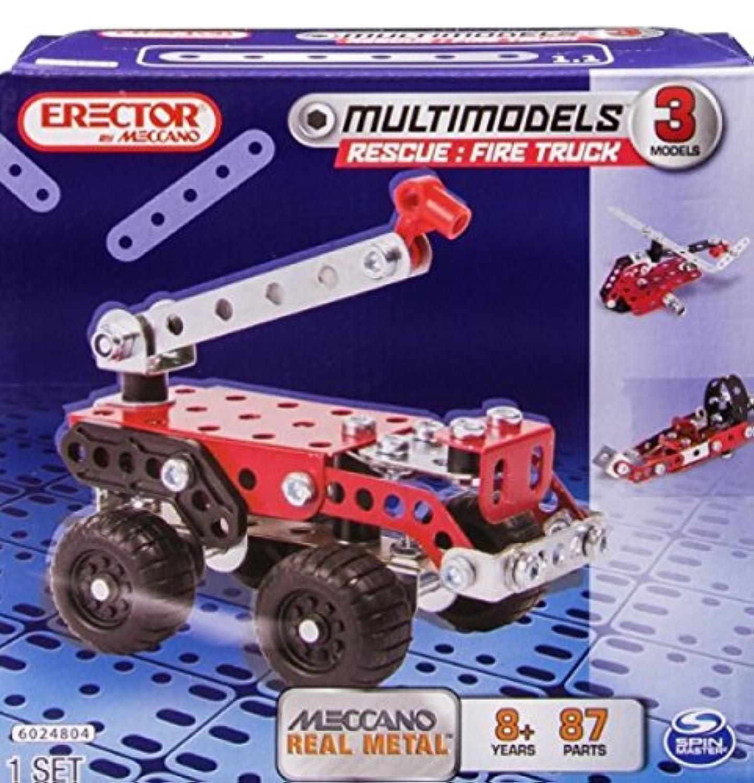 Meccano Multimodel 3 Model Set [並行輸入品]