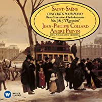 Saint-Saens: Piano Concertos No.3 & 5 by Jean-Philippe Collard (2014-06-18)