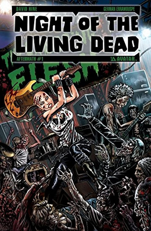 フリッパーわかりやすいお酢Night of the Living Dead: Aftermath #1 (English Edition)