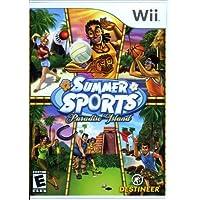 Summer Sports Paradise Island - Nintendo Wii [並行輸入品]