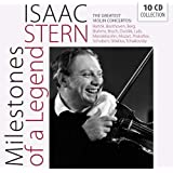 ISAAC STERN/ MILESTONES OF A LEGEND