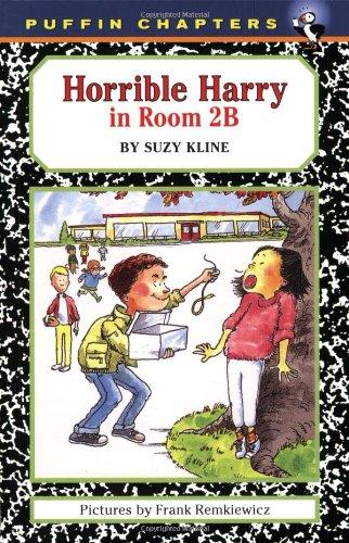 Horrible Harry in Room 2Bの詳細を見る
